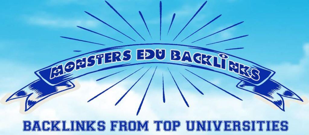 Edu Backlinks Service